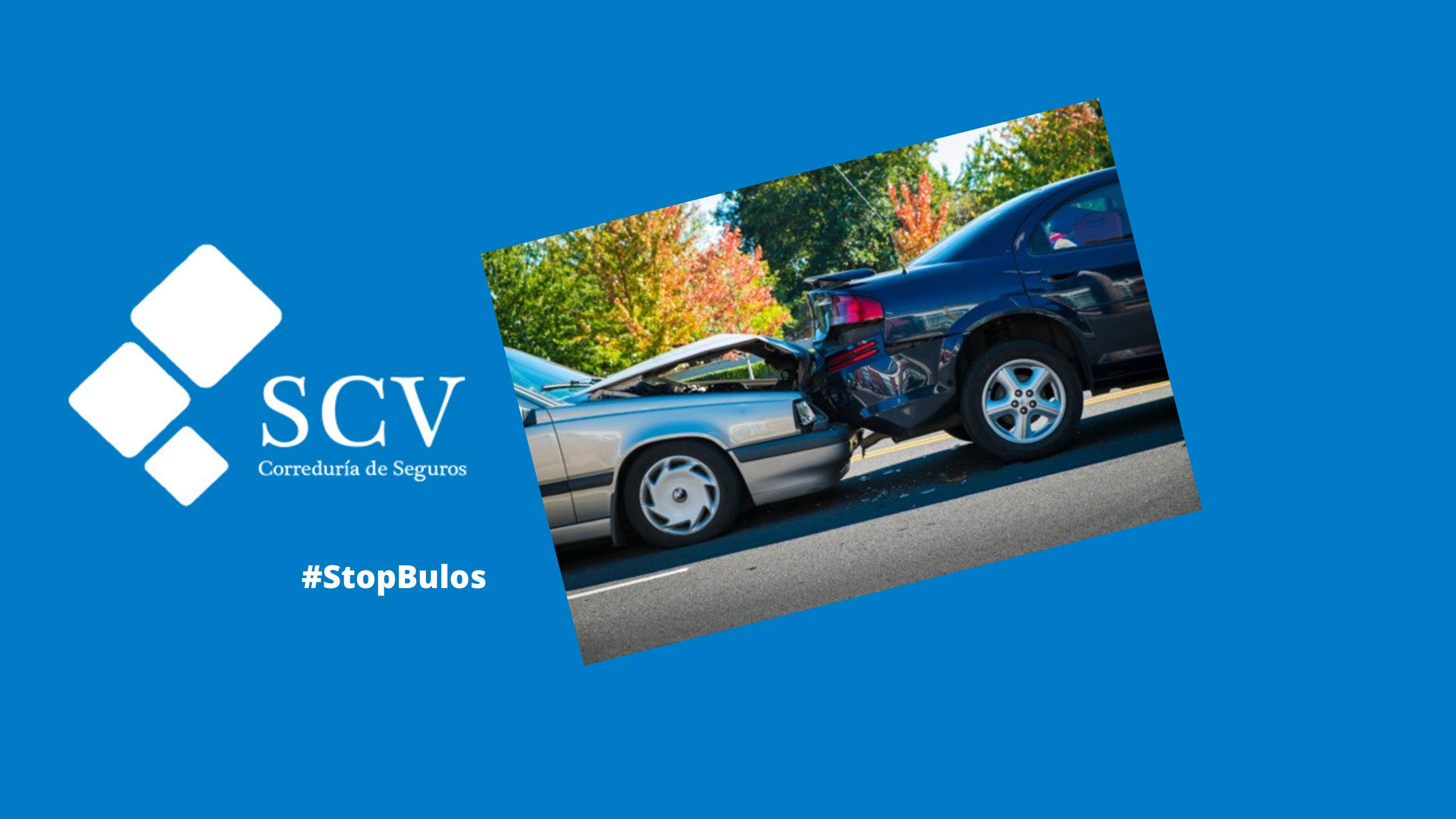 StopBulos en RRSS. Cobertura de las Aseguradoras del Seguro de los Vehículos.