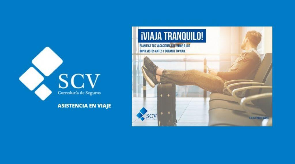 Seguro de viaje imagen blog web SCV